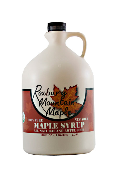 50def8411b6 Organic maple syrup is the best part of every recipe.