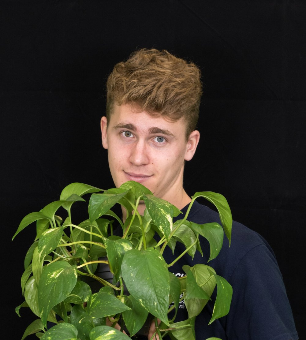 Ben Sword    (Green Design)   Boston, USA  Plant Science, Cornell '18  Withholding the secrets of human photosynthesis