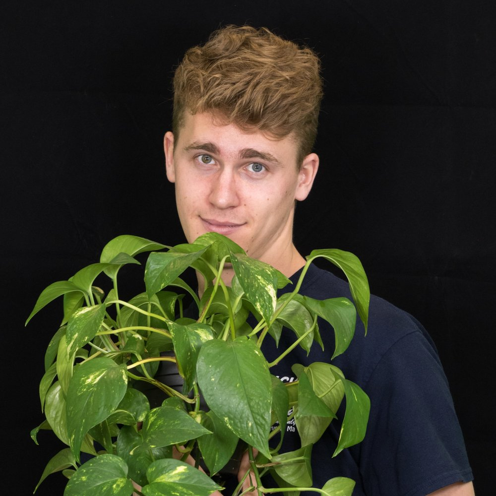 Ben Sword , Chief Plant Whisperer   Withholding the secrets of human photosynthesis