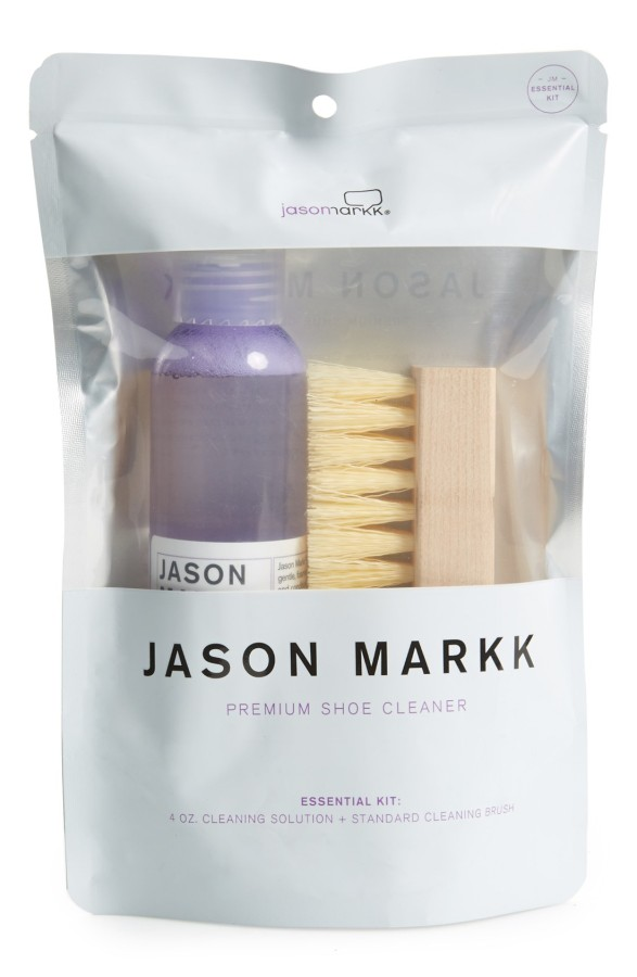 Jason Markk Essential Kit - The perfect gift for keeping his kicks clean. He'll thank you later.Available at  Urban Outfitters $16
