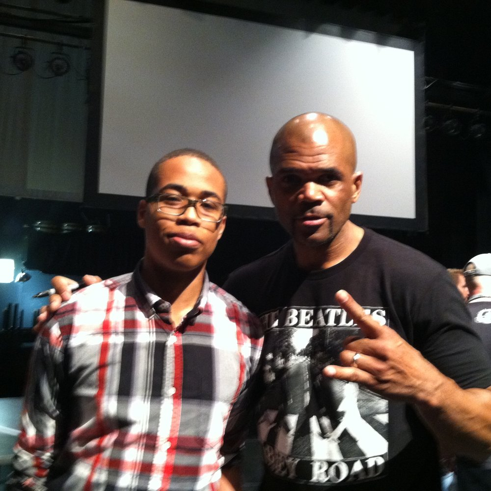 Zach and DMC