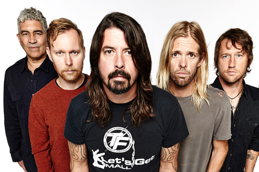 FOO FIGHTERS - Foo Fighters is an American rock band, formed in Seattle, Washington in 1994. It was founded by Nirvana drummer Dave Grohl as a one-man project following the dissolution of Nirvana after the death of Kurt Cobain. The Grammy Award winning band is represented by BMI who also represents Otis!