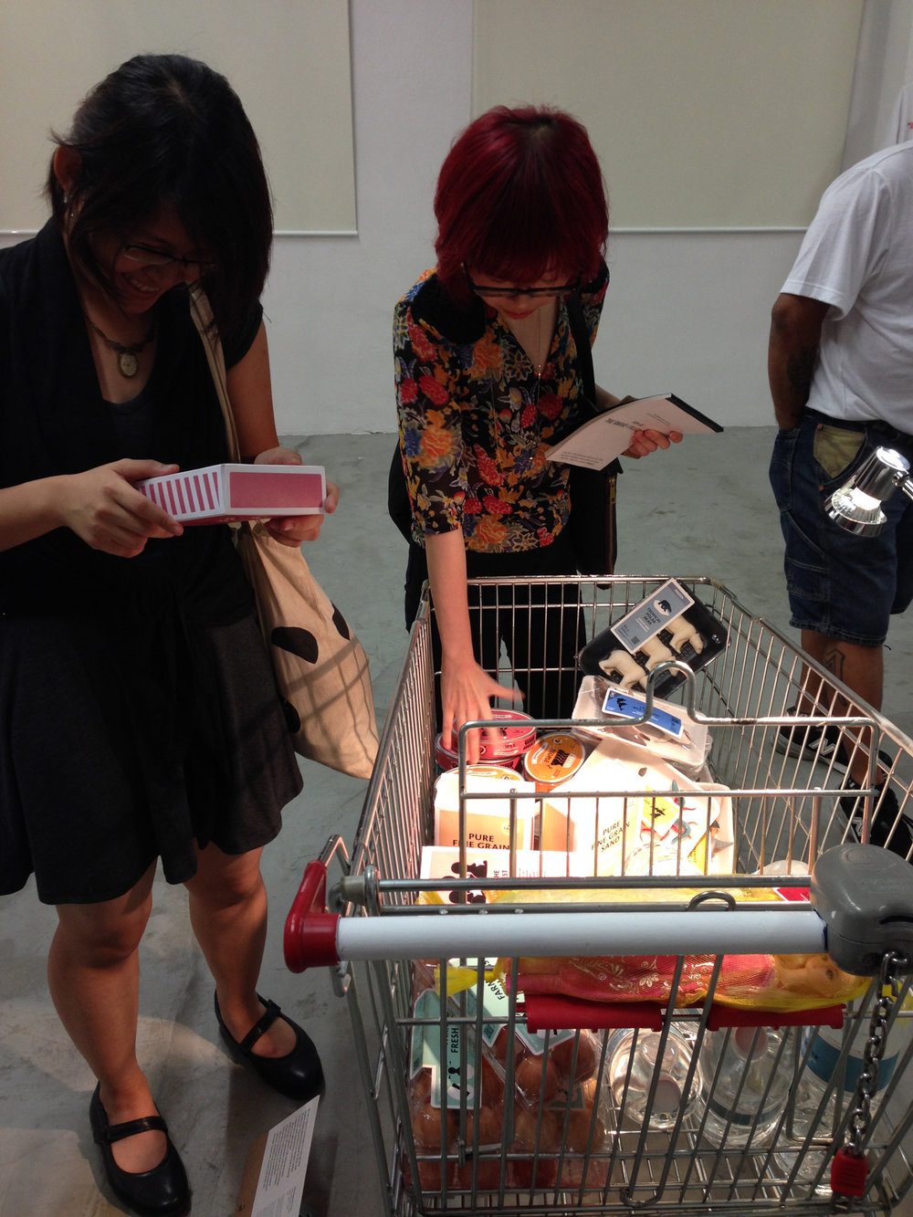 The Singapore Cart (2013)