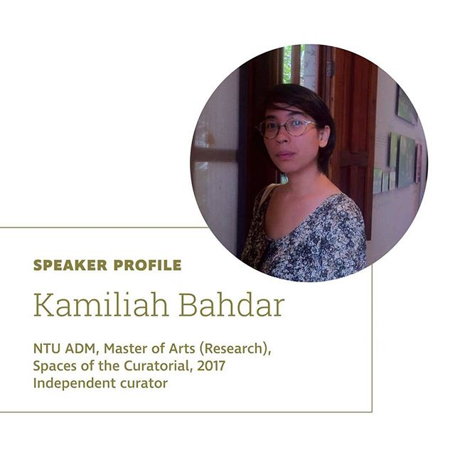 Finally, we'd like to introduce our moderator for the session, Kamiliah Bahdar, an independent