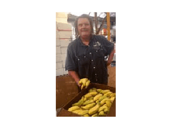 Ben and Christine Vanderbyl   Ben and Christine Vanderbyl of Mullumbimby provide Food Connect Brisbane with ecological ladyfinger bananas.