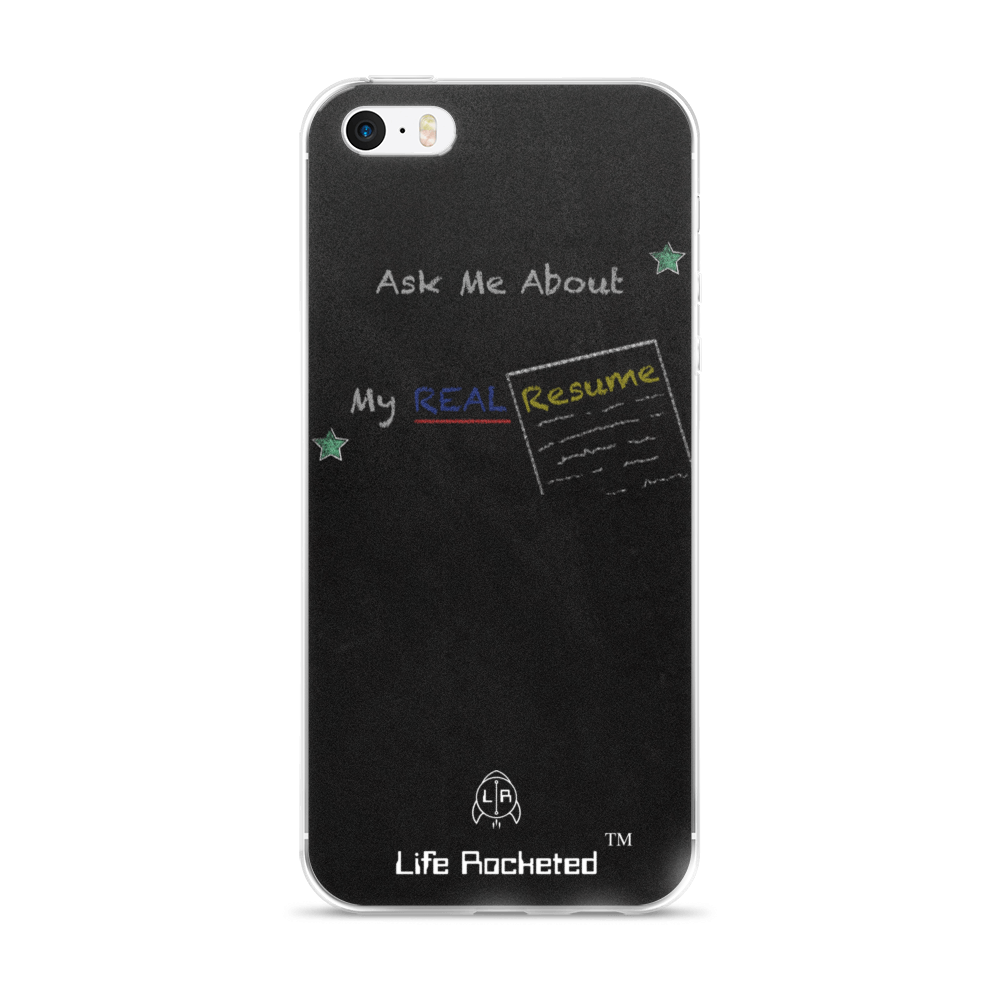 Graphic design work for the Life Rocketed® phone case collection.