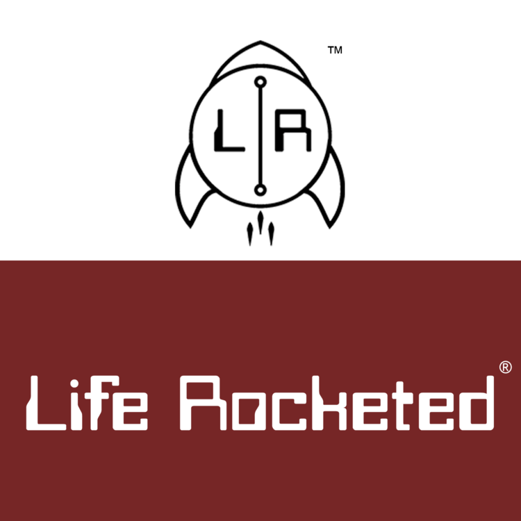 Life Rocketed®   A life-inspired clothing company. Click for more!