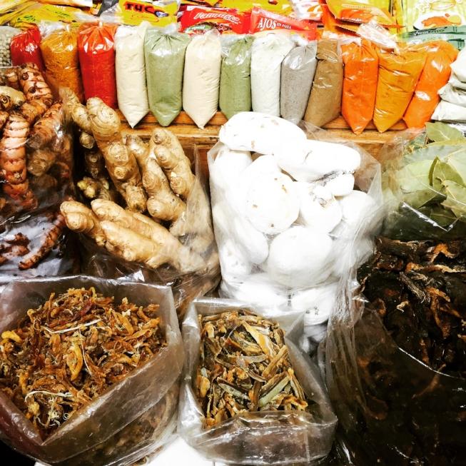 Spices Lima Market, Peru.JPG
