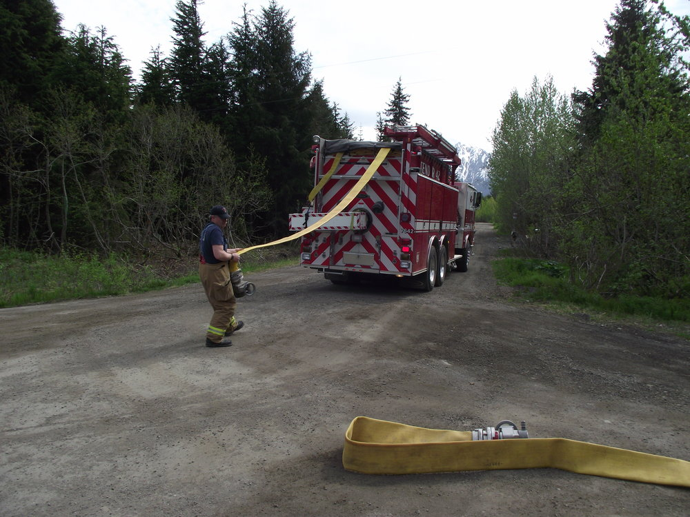 Fire Ops Training