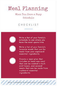 Meal planning when you have a busy schedule - checklist.png