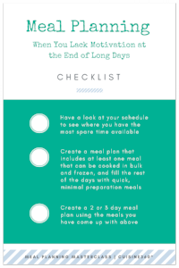 Meal planning when you lack motivation at the end of long days - checklist.png