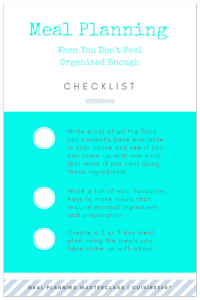 Meal planning when you don't feel organised enough - checklist.png