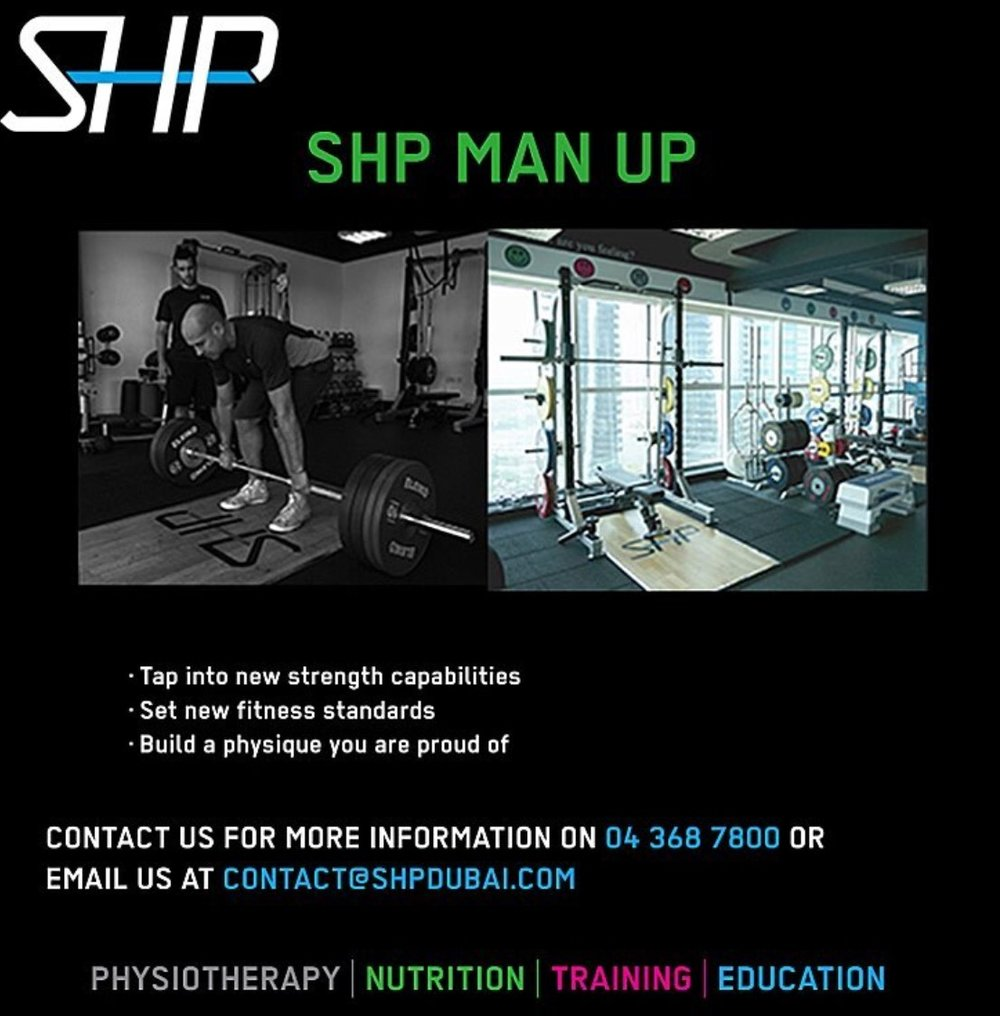 Discounted rates on SHP fitness classes - Get in shape with specialized fitness classes at Scandinavian Health Performance (SHP)