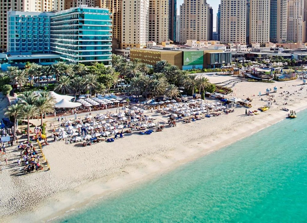 Hilton Dubai Jumeirah Beach Exterior2.jpg