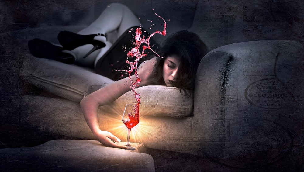 """""""Ennen nukkuminen oli minulle kuin kirous"""" Liisa.  Lue lisää."""
