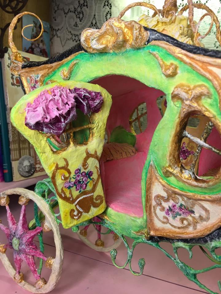 Kellie's carriage