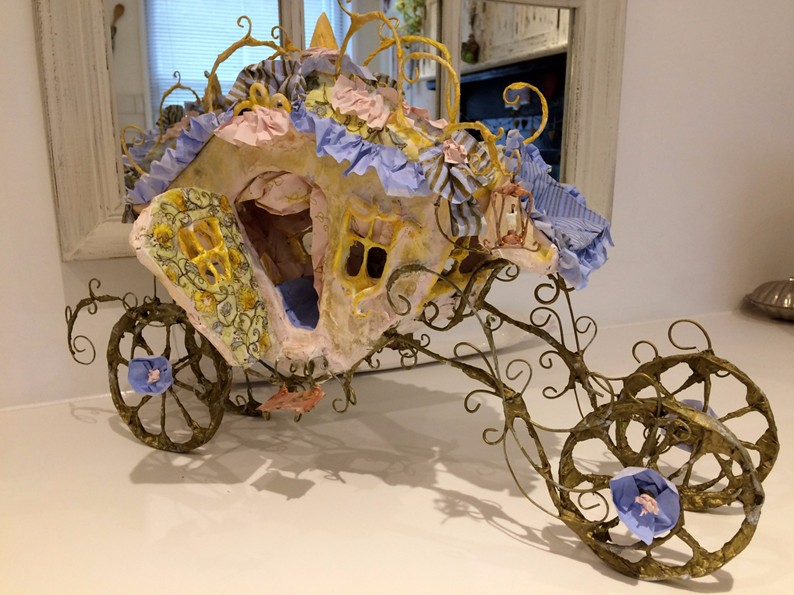 Rosie 's Carriage