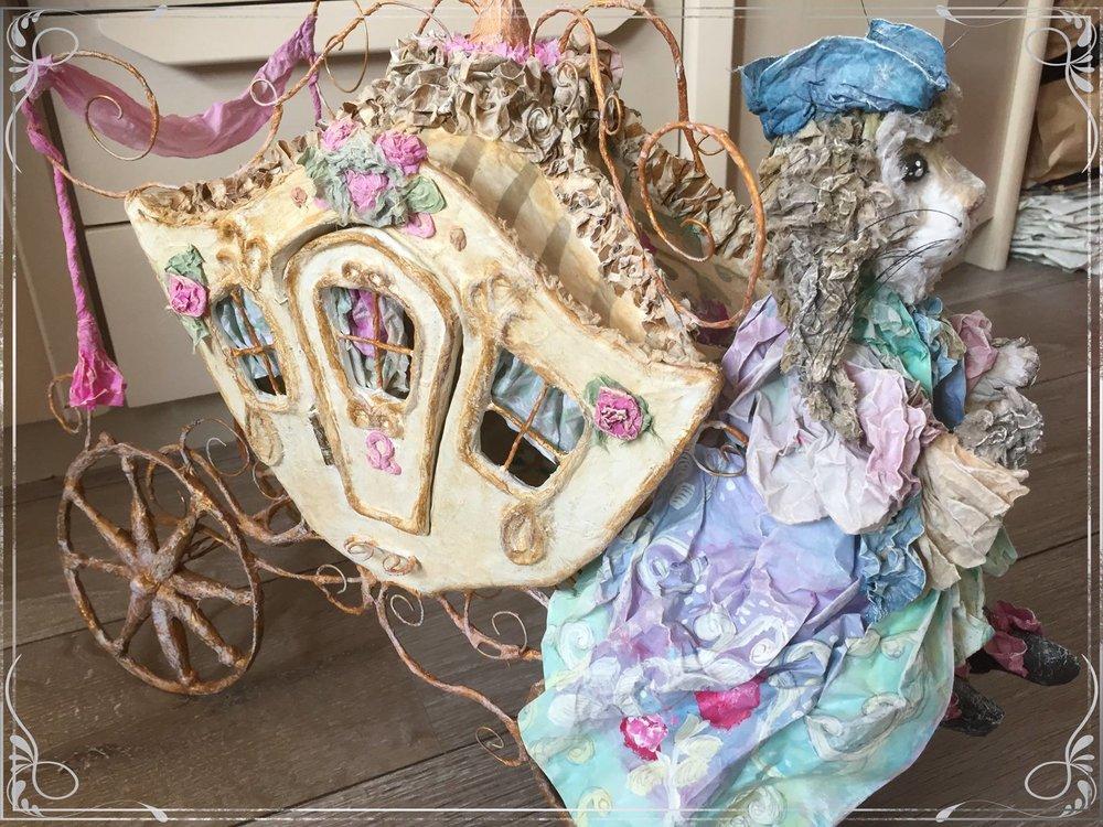 Silvia's Carriage