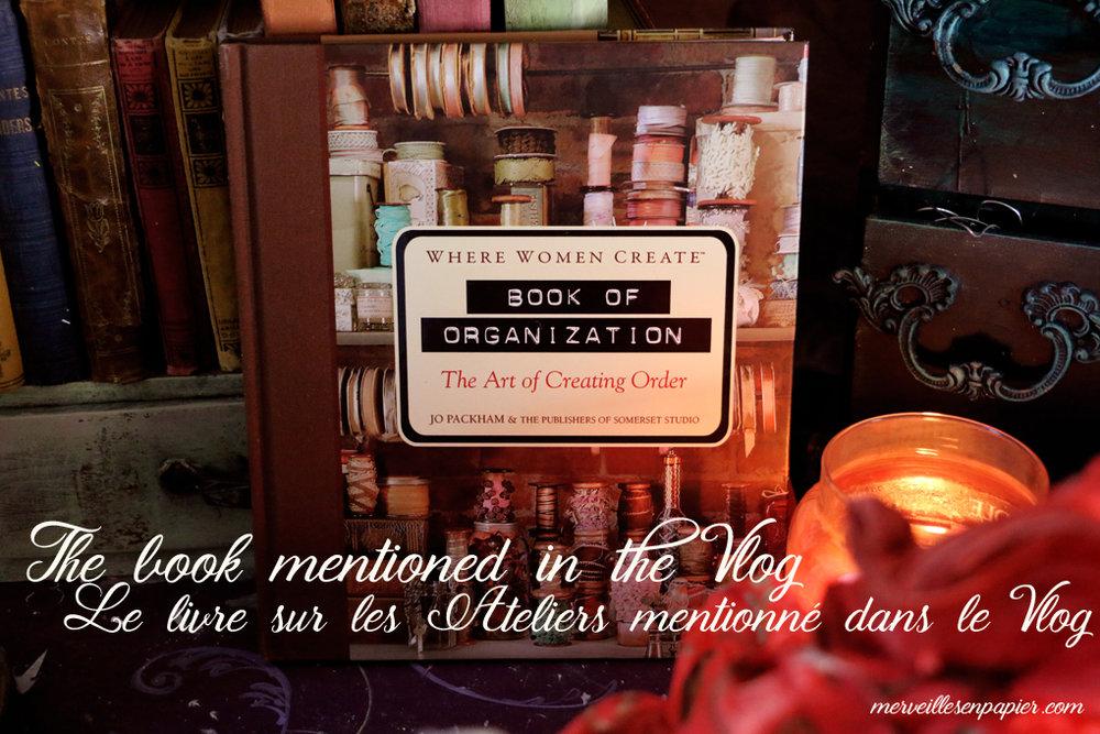 Book of organization by Where Women Create
