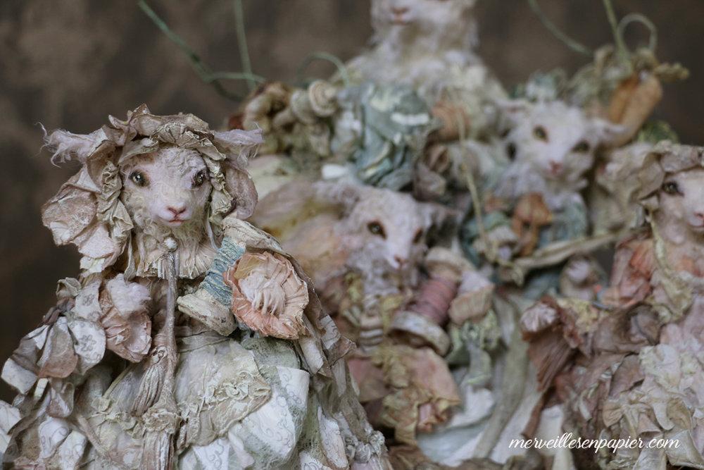 Goats children - Grimm's fairy Tale