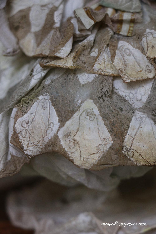 Diamond Paper Lace