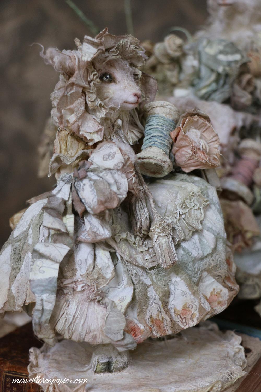 Goat Child - Grimm's fairy tale