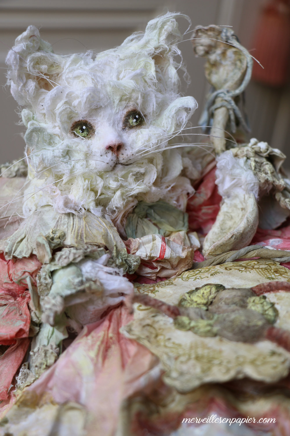 Chatte Blanche- Madame d'Aulnoy