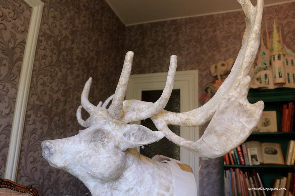 Hunt trophy - Fairy Tale home Decor Workshop