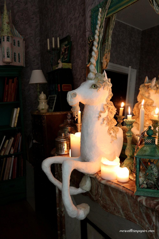 magical Unicorn- fairy tale decor  workshop