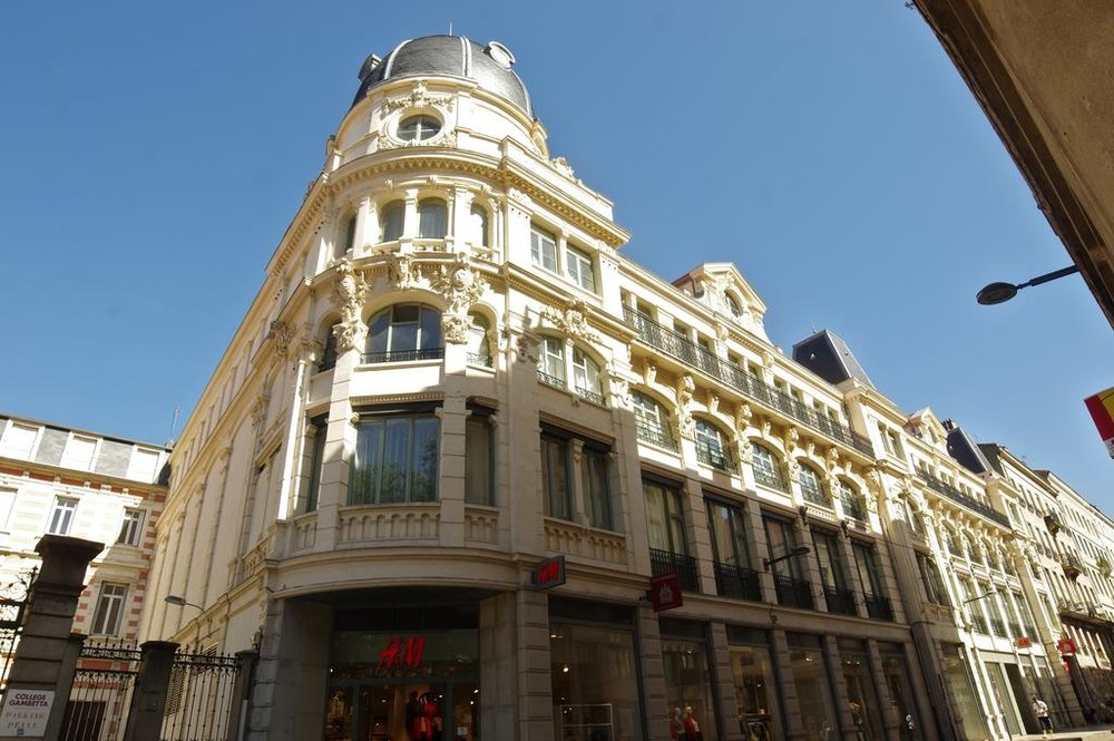 City Loft Hotel, 15 rue Gambetta St Etienne 15 min by foot from my home