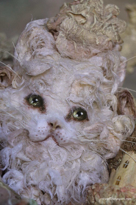 White Cat - Madame d'Aulnoy