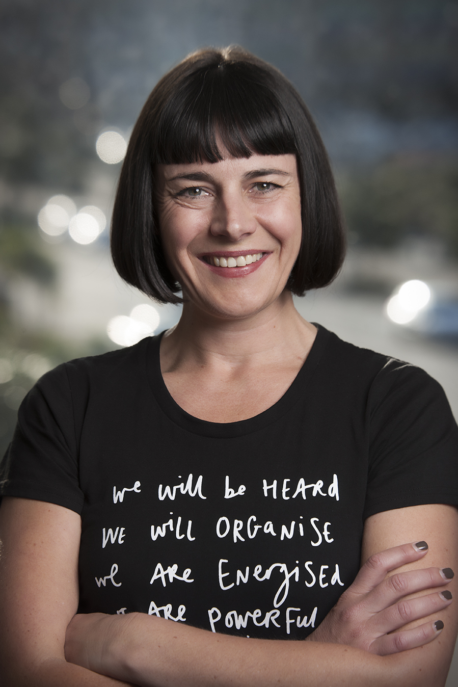 Marianne Elliott - Marianne is the co-director of ActionStation, and the lead author of the People's Mental Health Report.