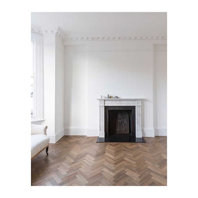 After the cowboy reclamation men and during. The use of newspaper as insulation by the previous builders in the 80s was a fun surprise! Plus another hint of the previous owners wallpaper and flooring. . . #tbt #dominolocationhouse #marble #parquet #locationhouse #photoshoot #interiorstyling #interiors 📸 @oli_douglas (the good one!)