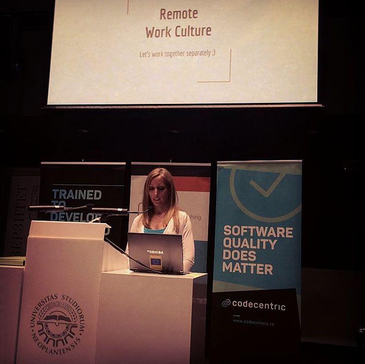 CodingSerbia Meetup, Novi Sad