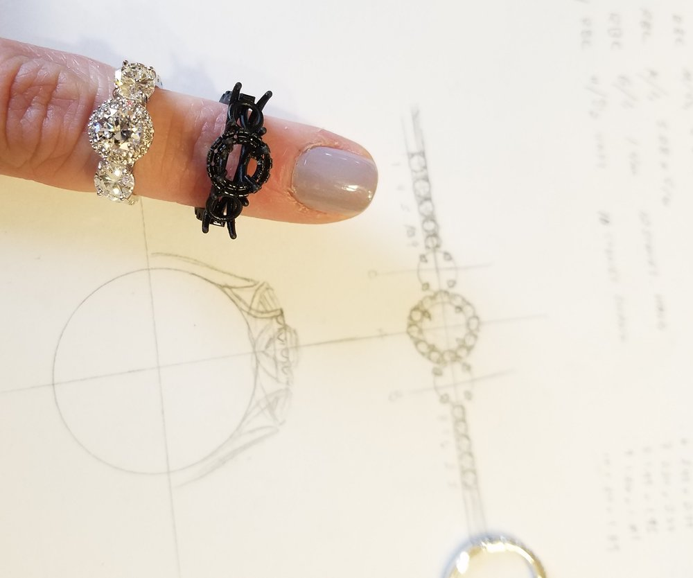 I grew up behind the showcases with a workshop as my playroom. I have heard just about every piece of bad advice ever uttered when it comes to jewelry. Read below to get an inside perspective on the 5 pieces of advice that make me cringe the most and what you can do instead. -