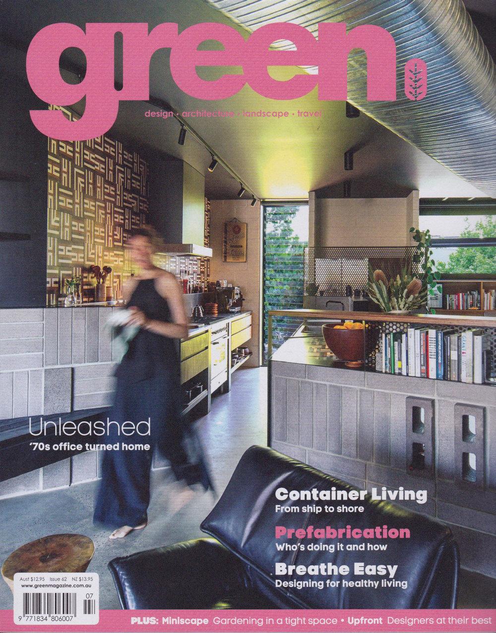 Green Magazine July 2018