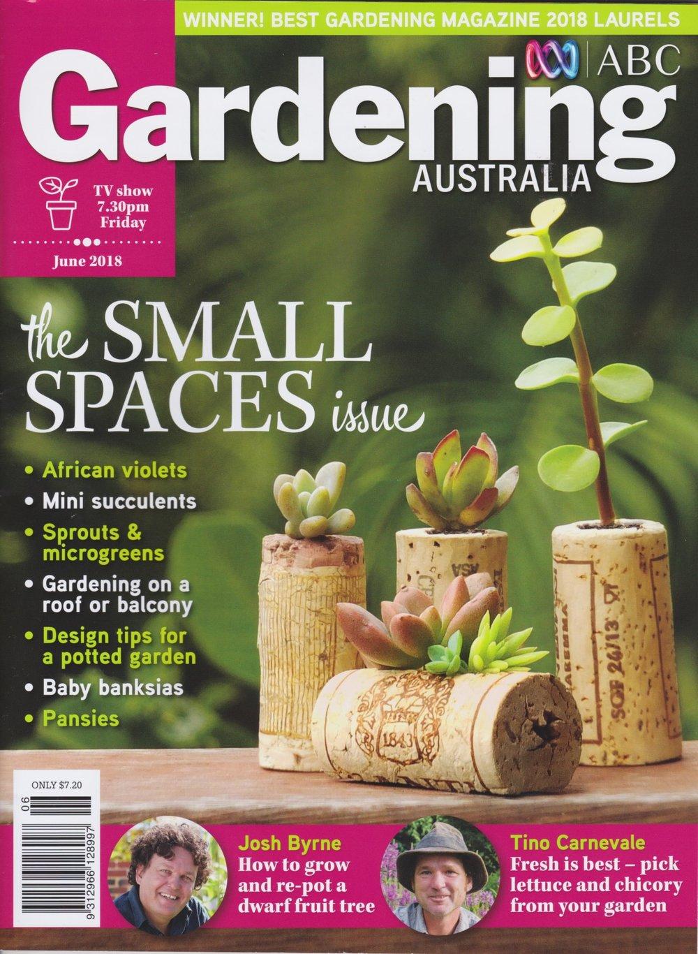 Gardening Australia May 2018