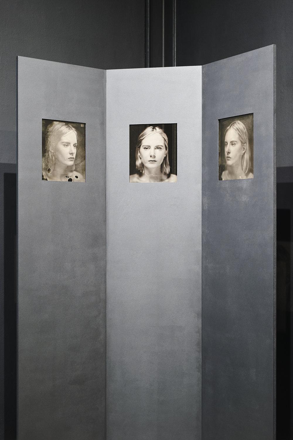 Three-Part Portrait