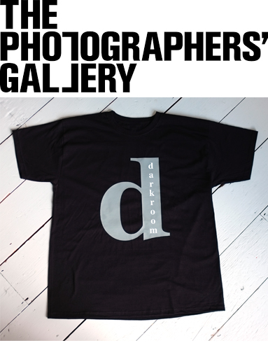 £70 One years' membership to the Photographers' Gallery + a darkroom T shirt + your name on our founders' wall. - The perfect accompaniment to the darkroom experience. Photographers' Gallery members get:• Free unlimited entry to all exhibitions• Priority booking for all Talks and Events• Invitations to Private Views• 10% discount in the Café• 20% off your first Bookshop purchase• Regular e-news and updates+  one of our highly desirable black cotton Tees with the distinctive Darkroom logo.