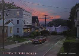 £150 Signed copy of Gregory Crewdson's 'Beneath the Roses'. Published by Abrams Books, U.S. (2008) - This elegant, large-format volume presents all forty-eight photographic images that comprise Crewdson's series
