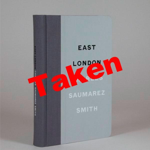 "£200 Signed, Limited edition copy of ""East London"" by Charles Saumarez Smith. First Edition. Published by Thames & Hudson, London (2107). Hardback - Charles Saumarez Smith has been living and walking in East London for over thirty years. Out of this grew his meandering, idiosyncratic and erudite blog, which in turn became the acorn for this fascinating book, that combines his writings and photographs. The special edition, limited to 100 copies, is quarter bound in dark grey cloth with lighter grey boards, and our copy is signed by the author."