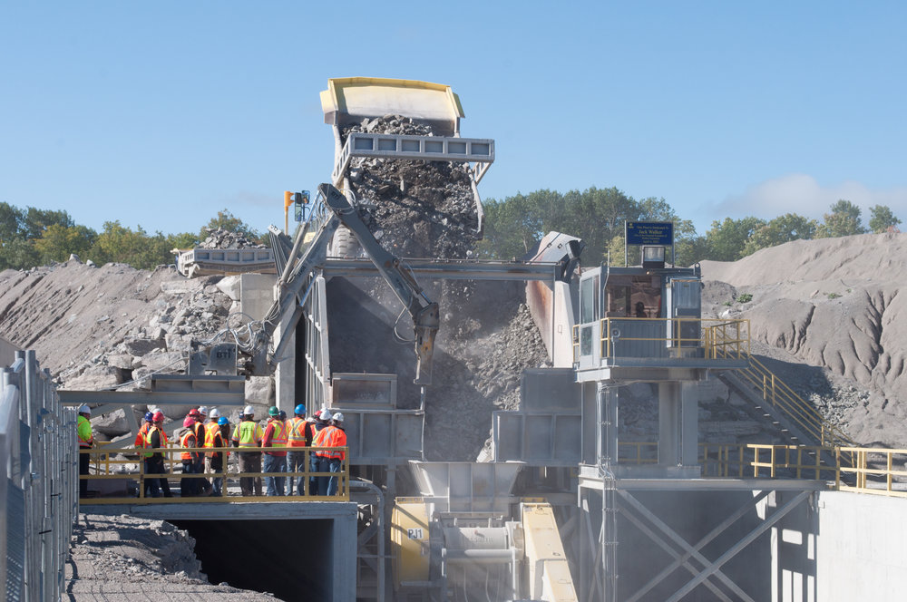 HOW LONG DOES A PIT OR QUARRY STAY OPEN? -