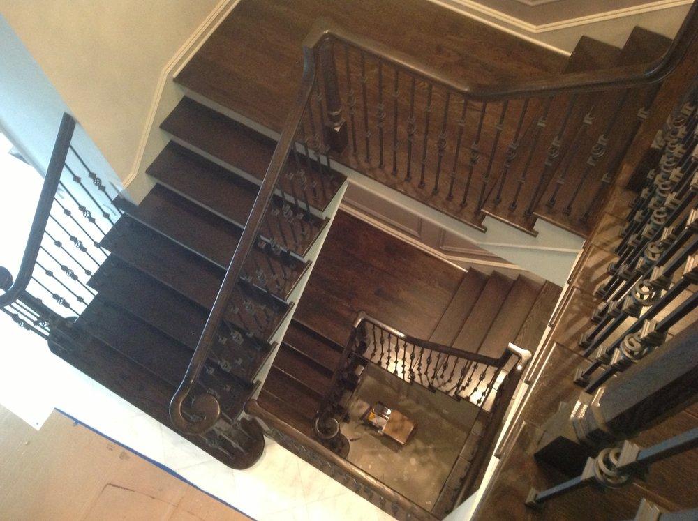 june stair work 074.JPG