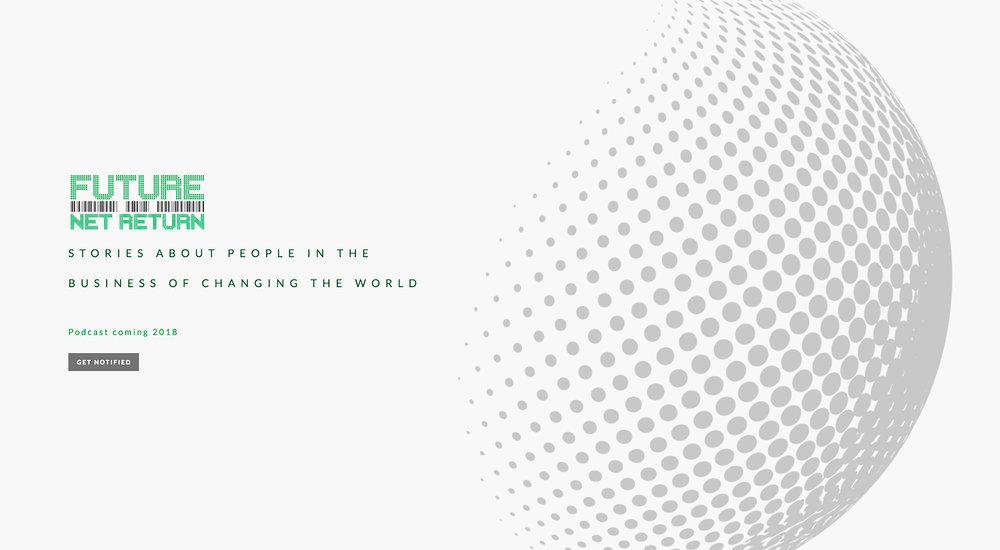 Future Net Return website designed by Two Eye Monkey