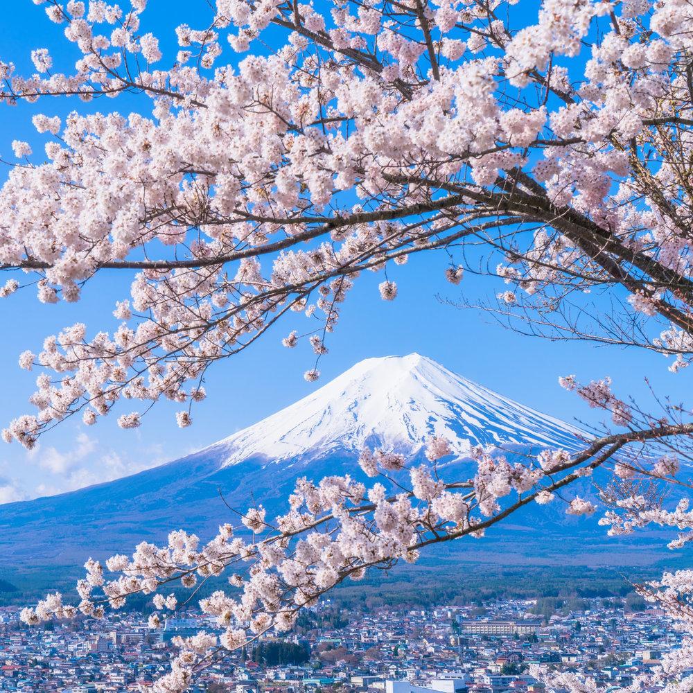 Japan, April 2018