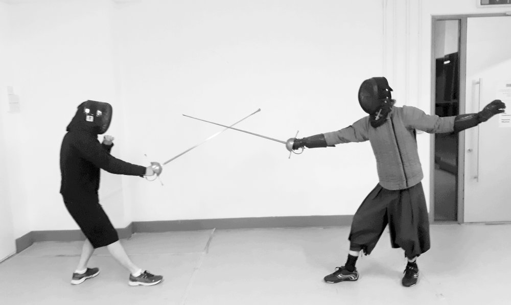 5 week intensive rapier course