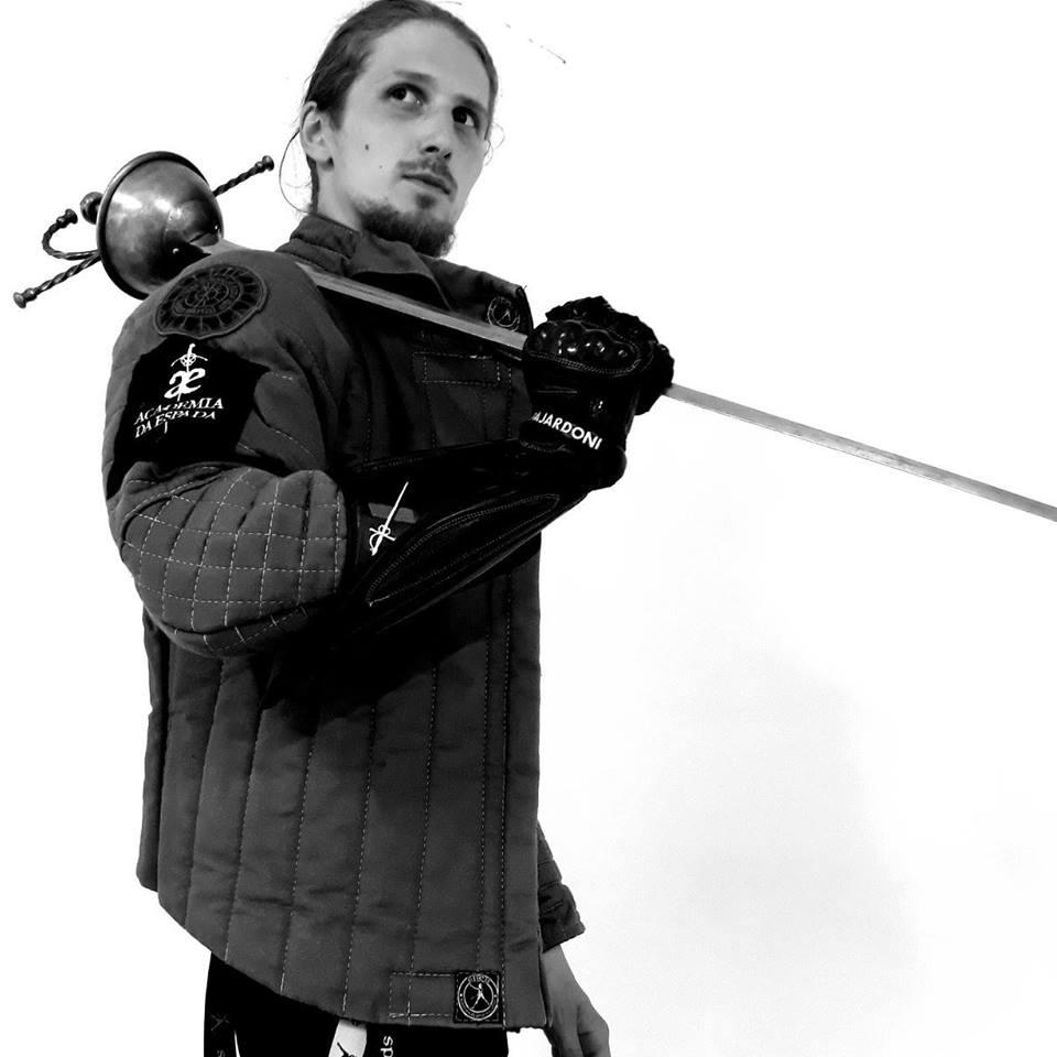 Nathan Gray Academia Da Espada Ireland