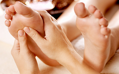 Foot Reflexology $35 - Foot Reflexology:can help many health problems in a natural way, a type of preventative maintenance. Some benefits include stimulate the nerve function, increase energy, boost circulation, eliminates toxins. Not to mention it feels amazing!!