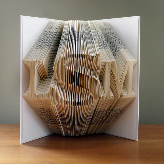 Monogram Luciana Frigerio Paperworks