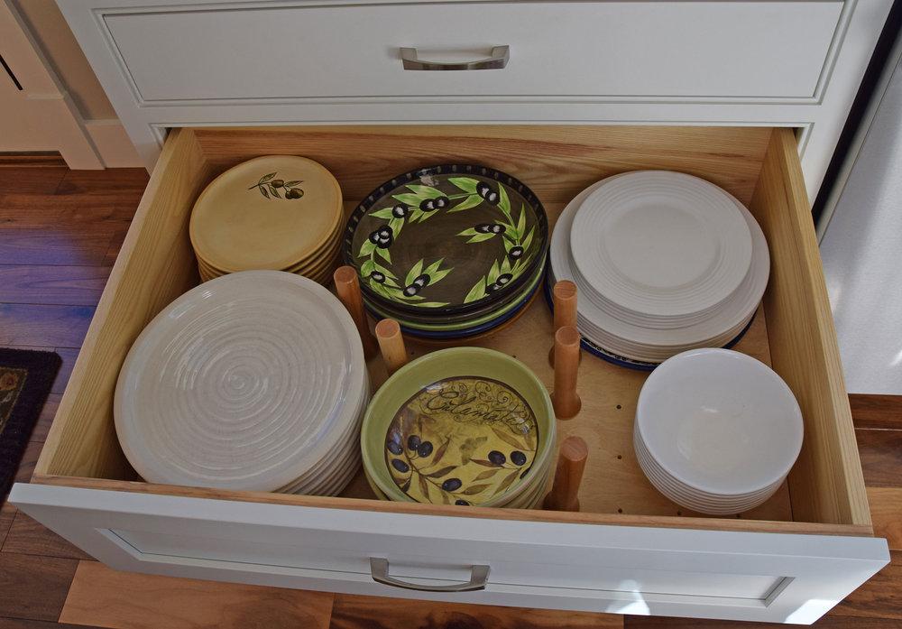 Dish Organization